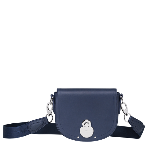 Longchamp - Cavalcade Crossbody Bag in Navy