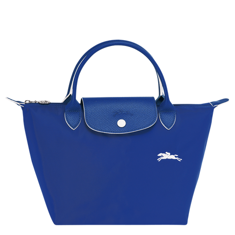 Longchamp - Le Pliage Club Top Handle Bag S in Cobalt