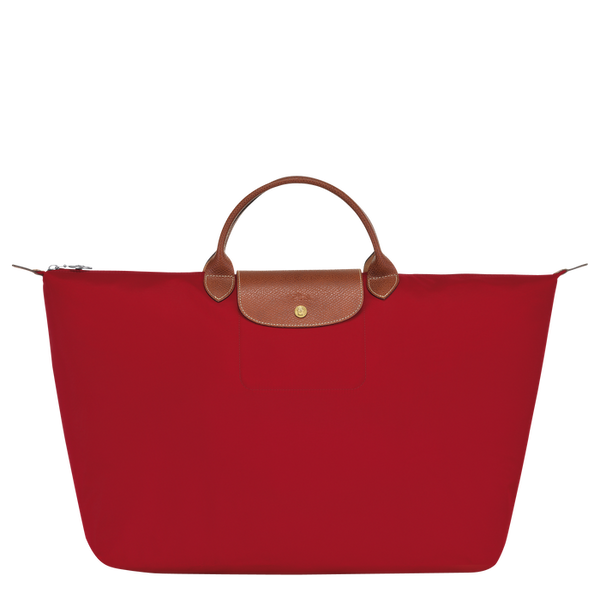 Longchamp - Le Pliage Large Travel Bag in Red