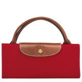 Longchamp - Le Pliage Extra Large Travel Bag in Red