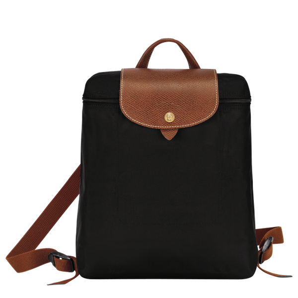 Longchamp - Le Pliage Backpack in Black