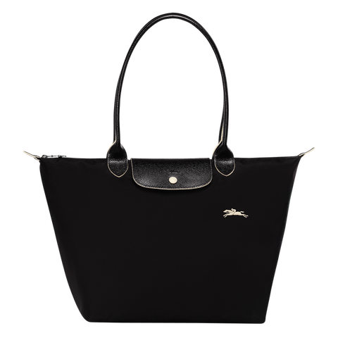 Longchamp - Le Pliage Club Tote Shoulder Bag L in Black