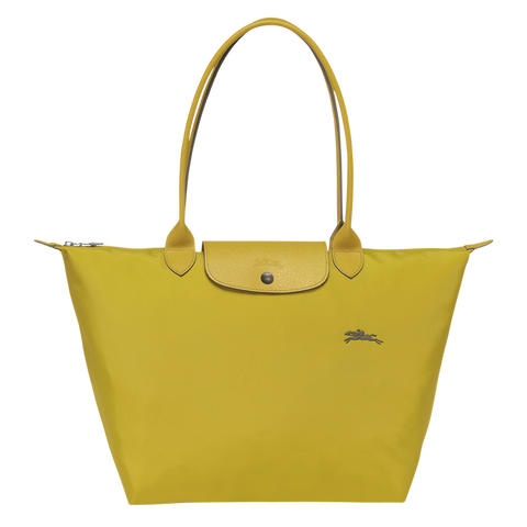Longchamp - Le Pliage Club Tote Shoulder Bag L in Acid