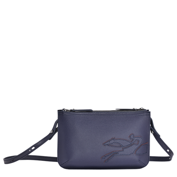 Longchamp - Shop-It Crossbody Bag in Navy