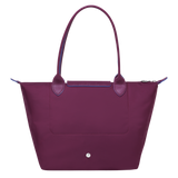Longchamp - Le Pliage Club Tote Shoulder Bag S in Plum