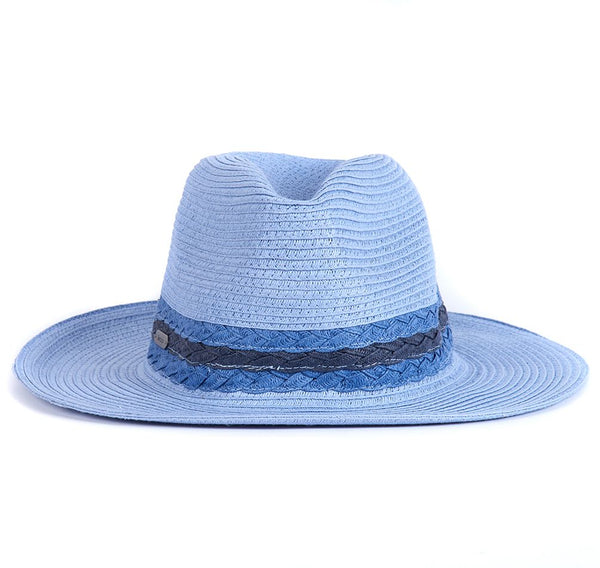 Barbour - Women's Ashore Fedora in Blue