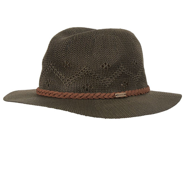 Barbour - Women's Flowerdale Trilby in Olive