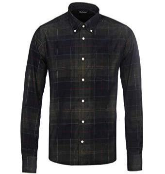 Barbour - Men's Lawrence Long Sleeved Shirt in Classic Tartan