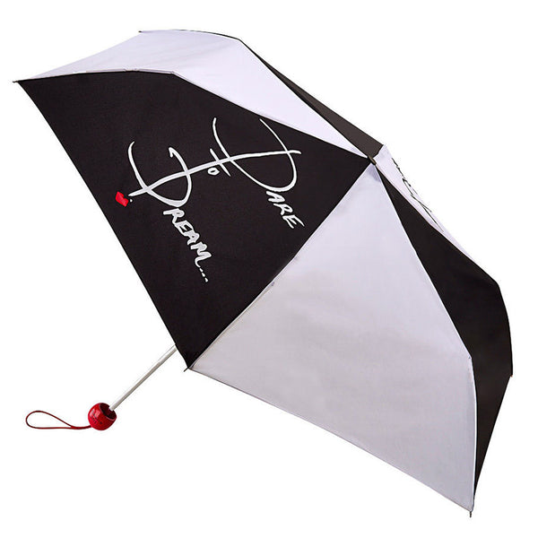 Lulu Guinness by Fulton Superslim-2 Dare To Dream Umbrella