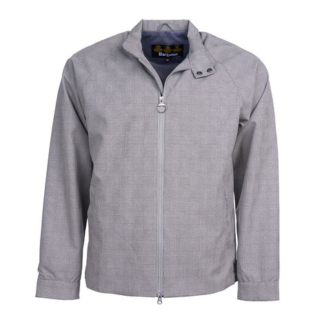 Barbour - Men's Brigard Casual Jacket in Neutral Check