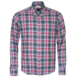 Barbour - Warren Tailored Fit Shirt in Forest