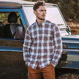 Barbour - Men's Endsleigh Highland Check Tailored Fit Shirt in Grey