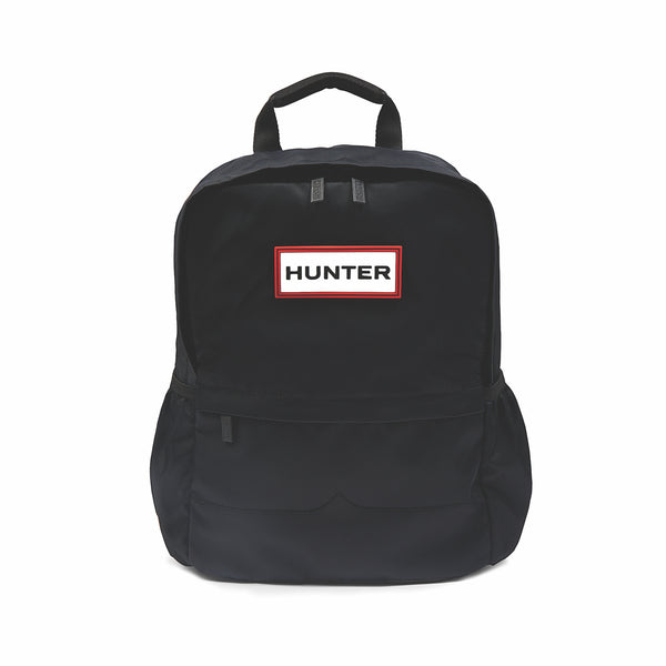 Hunter Original Nylon Backpack in Black