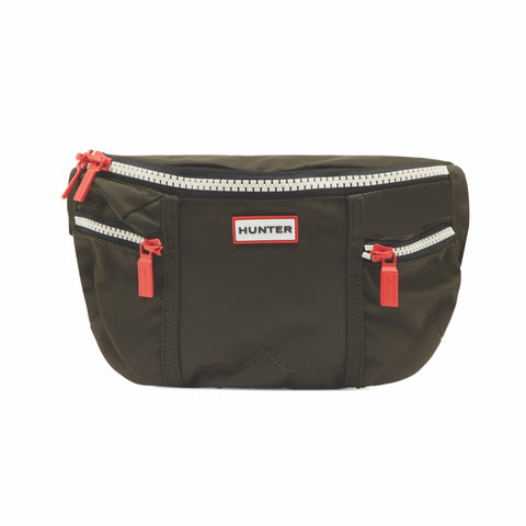 Hunter Original Bumbag in Dark Olive