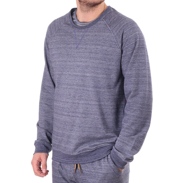 Paul Smith - Men's Loopback Sweatshirt in Navy