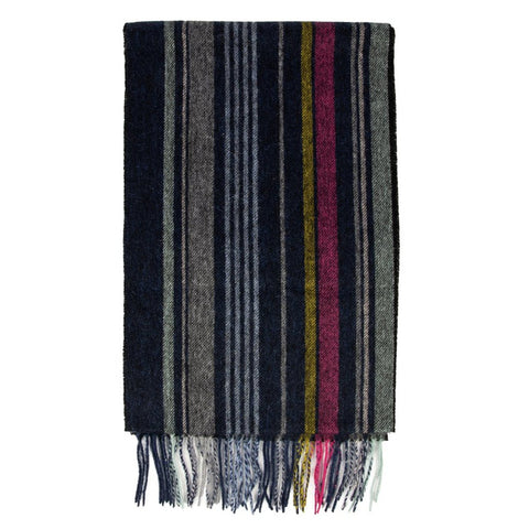 Paul Smith - Men's College Wool Scarf