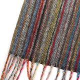 Paul Smith - Men's Cashmere Multi Stripe Scarf