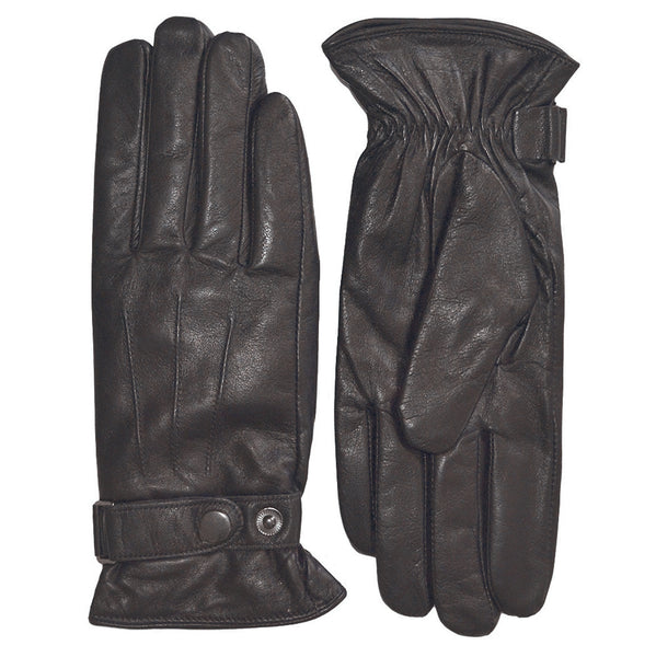 Pittards Ladies Sport Classic Nappa Leather Gloves in Mocca