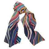 Paul Smith - Women's Faded Spot Silk Scarf