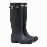 Hunter Women's Original Tall Wellington Boots in Navy