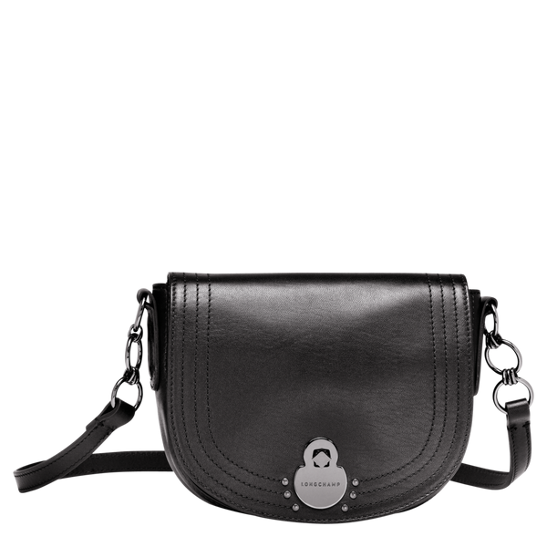 Longchamp - Cavalcade Crossbody Bag in Black