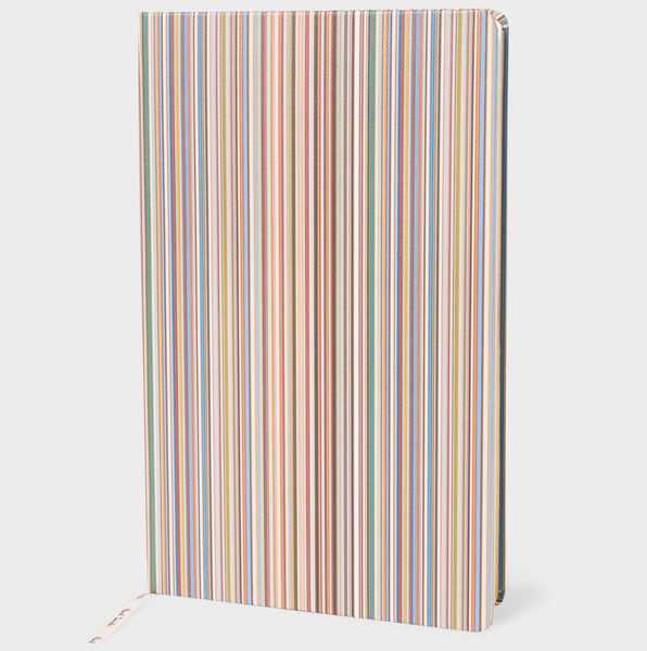 Paul Smith - Signature Stripe Notebook