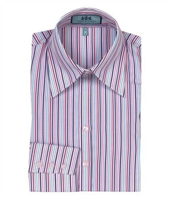 H & C Classic multi stripe Shirt