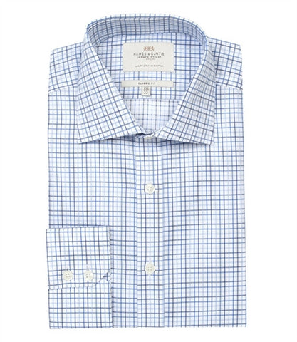 H&C St James Multi Stripe Shirt