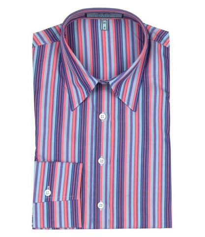H&C Classic Multi Stripe Shirt