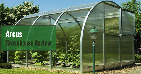 Arcus Greenhouse Review - Best Tomato Greenhouse