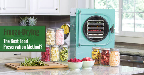 Is Freeze-Drying The Best Food Preservation Method?