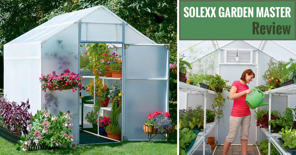 Solexx Garden Master Greenhouse Review | Greenhouse Emporium