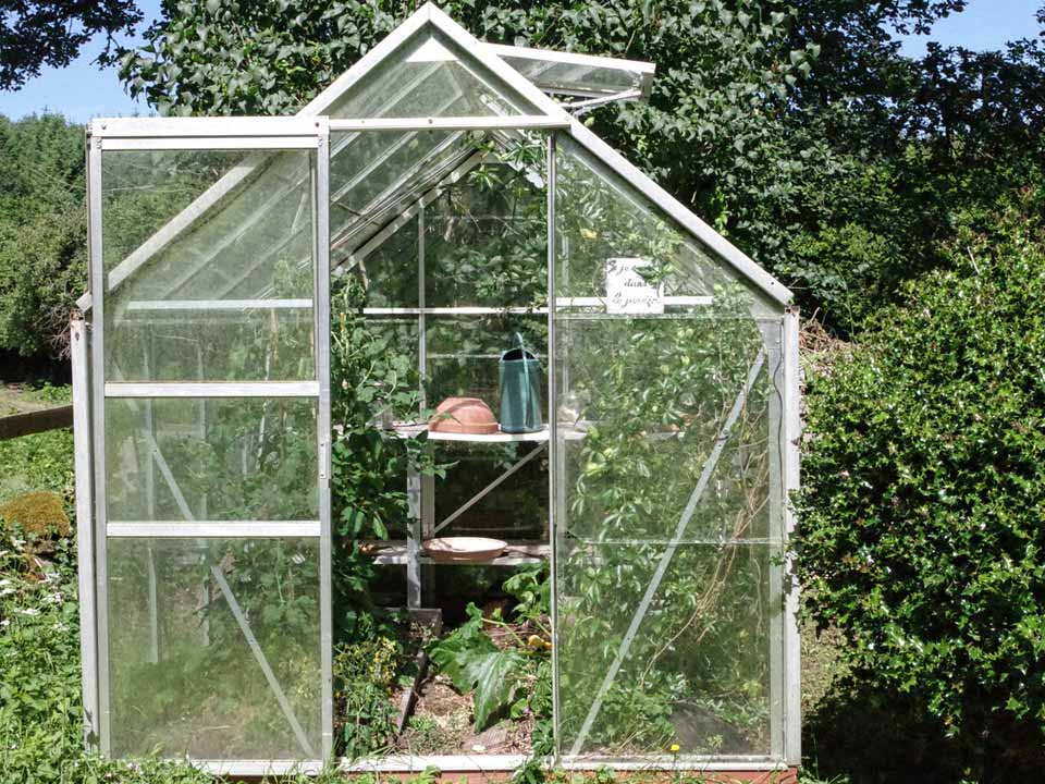 Best Glass Greenhouses