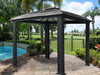 Image of Paragon Cambridge Hard Top Gazebo 12ft x 12ft