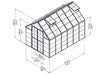 Image of Palram 8ft x 12ft Snap & Grow Hobby Greenhouse - HG8012 - framework