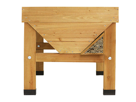 Image of Bee Bar - VegTrug Leg Frame Insert - Natural