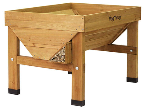 Image of Bee Bar - VegTrug Leg Frame Insert Natural FSC 70% Mix