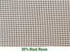 Image of Riverstone 30% Black Woven Shade Cloth