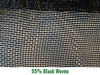 Image of Riverstone 55% Black Woven Shade Cloth