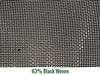 Image of Riverstone 63% Black Woven Shade Cloth