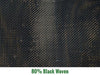 Image of Riverstone 80% Black Woven Shade Cloth