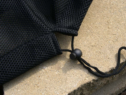 Image of Riverstone Portable Composting Sack - Locking Pull Cord