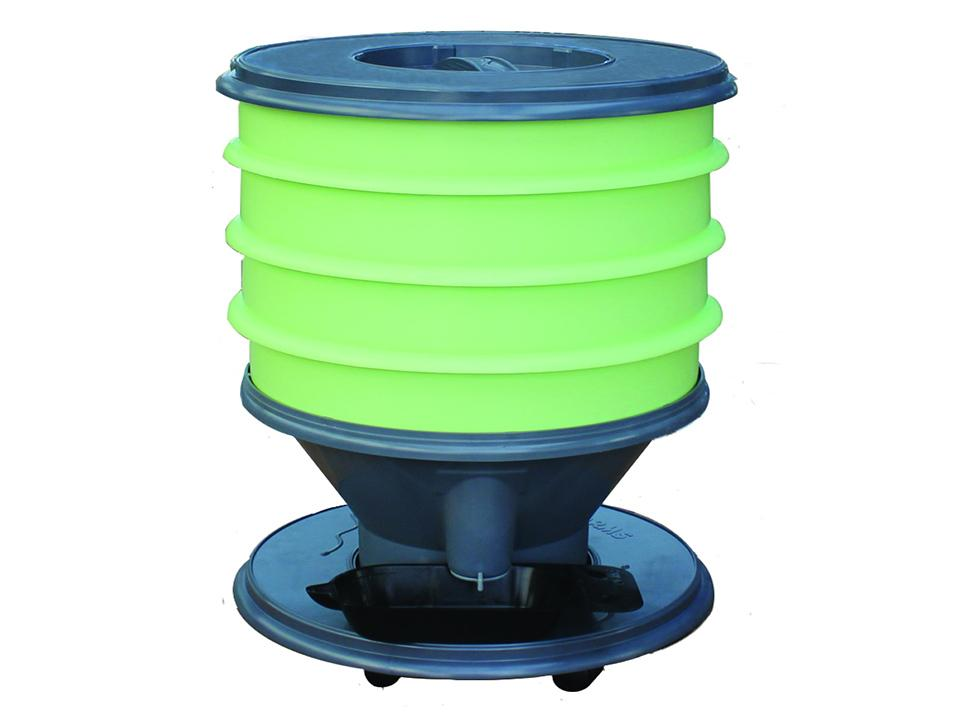 Eco Worm Composter - Green