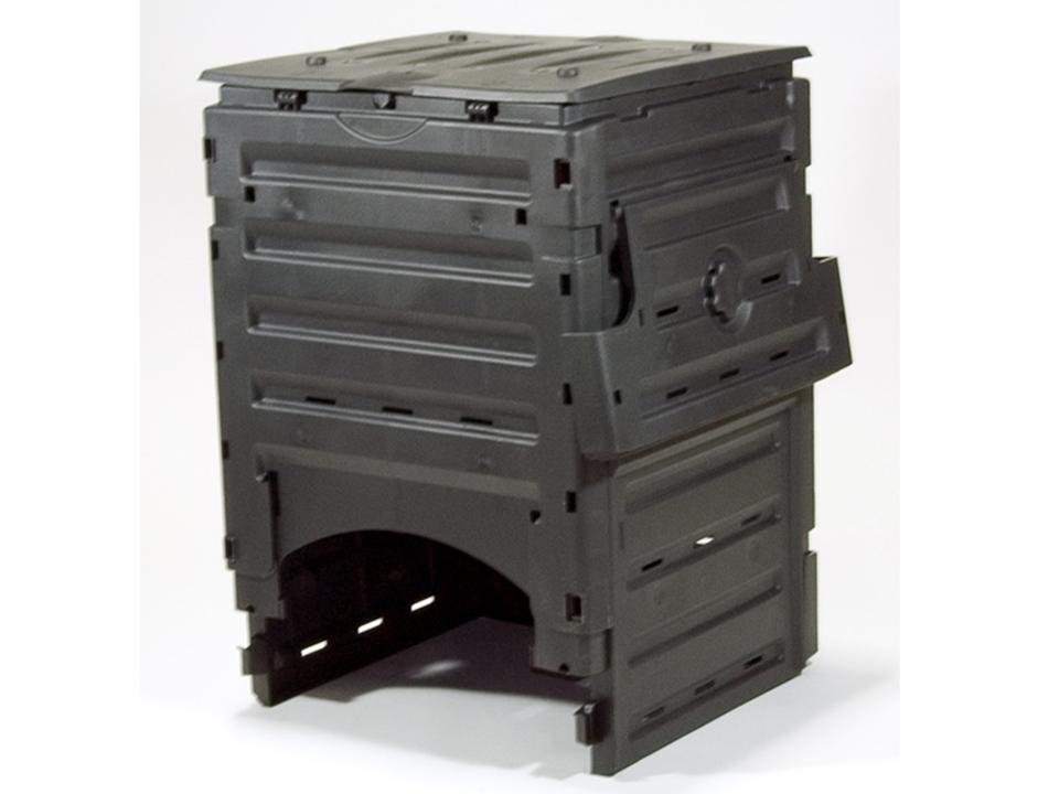 Eco Master 300 Compost Bin Bottom Open