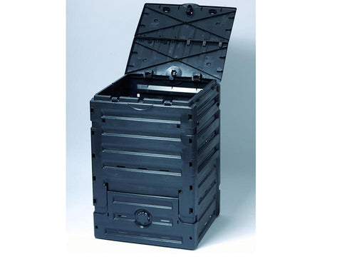 Image of Eco Master 300 Compost Bin Open