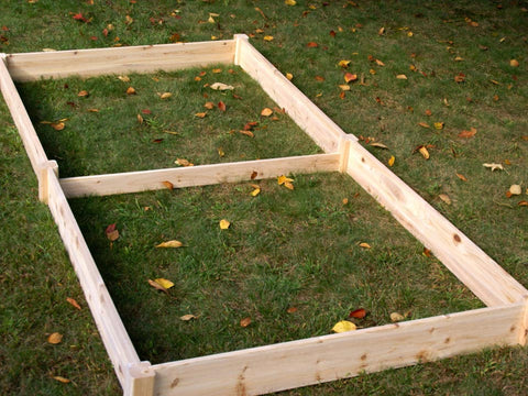 Eden Raised Garden Bed (4FT x 8 FT)