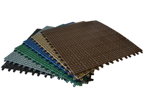 Riverstone Flooring Panels - Available in different colors