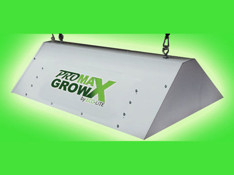 GENESIS LED Powered Grow Light System GL1200 - green background