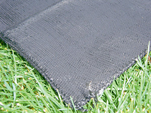 Solexx Greenhouse Flooring on a grass