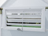 Image of Installed Solexx Easy-Flow Louver Vent